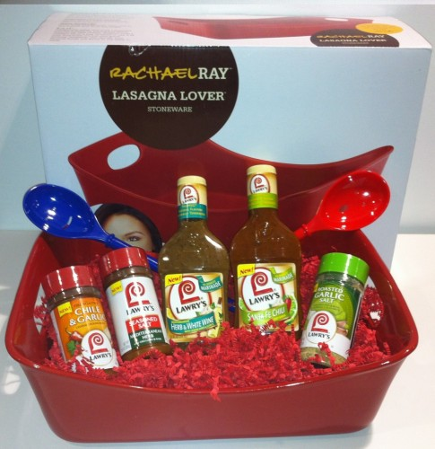 Lawry's Dinnertising Kit Giveaway