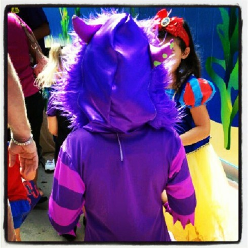 Trick-or-Treating at SeaWorld Orlando's Halloween Spooktacular