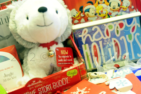 Hallmark Holiday Products, Books, and Stories