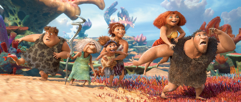 The Croods Movie Review