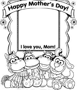 Free Mother S Day Printables And Activities For Kids Modernmami
