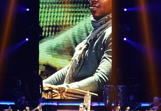 Fun Mom's Night Out Watching Romeo Santos Live at the Amway Center