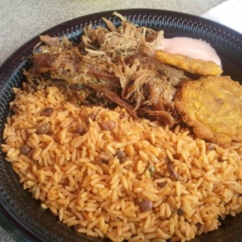 Latin & Caribbean food at Viva la Música at SeaWorld Orlando
