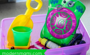 Summer Staycation Fun: Tips for Easy Packing When Heading Out for a Fun Day with the Family