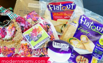 Back to School Lunch Ideas: Easy Wraps & Roll-Ups for Kids {Giveaway}
