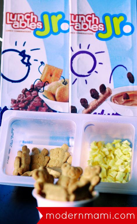 Lunchables Jr. Kid Snacks
