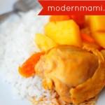 Pollo Guisado Recipe (Puerto Rican Stewed Chicken)