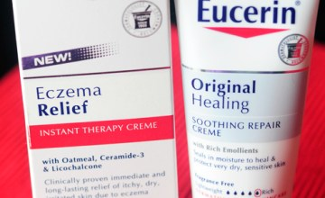 Living with Eczema and Finding Relief for My Toddler's Skin {Giveaway}