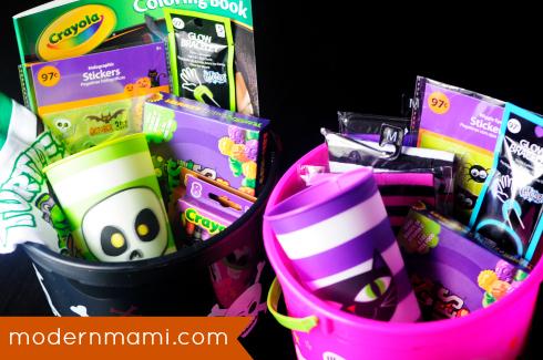 Halloween Gift Baskets for Kids