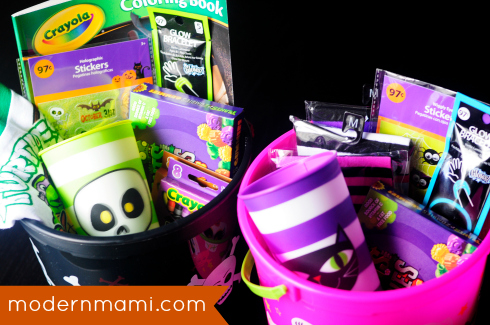 Halloween Gift Baskets For Kids Simple Yet Fun Idea For Celebrating