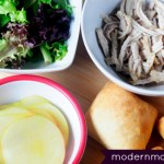 Thanksgiving Leftovers Recipe Idea: Quick & Easy Turkey Apple Panini Sliders {Recipe}