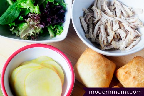 Thanksgiving Leftovers Recipe: Easy Turkey Apple Panini Sliders