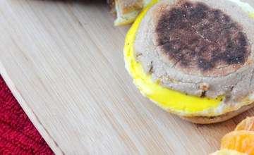 Easy & Convenient Breakfast Sandwiches for Your Family with the Hamilton Beach Breakfast Sandwich Maker {Review}