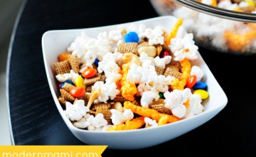 Easy Kids' Snack Mix Recipe – The Perfect Game Day Snack!
