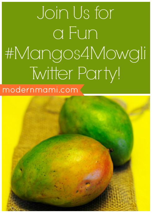 5ad694fe534 Learn More About Mangos & Join Us for a Fun #Mangos4Mowgli Twitter Party!    modernmami™