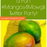 Learn More About Mangos & Join Us for a Fun #Mangos4Mowgli Twitter Party!