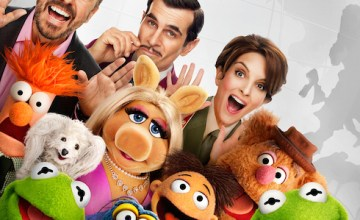 The Muppets Return With More Mayhem in Disney's Muppets Most Wanted