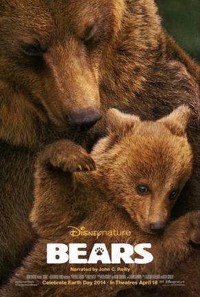 Disneynature Bears movie review