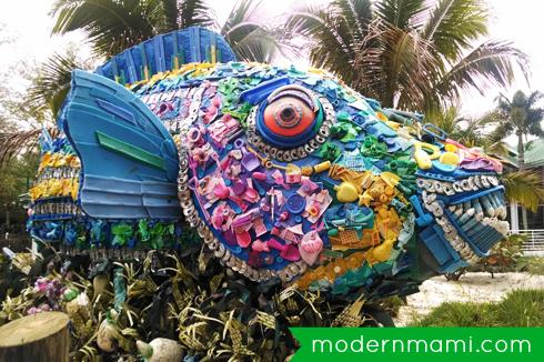 SeaWorld SEA Garden Sculpture