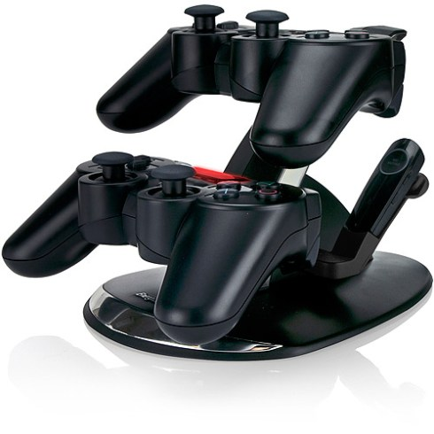 PS3 Controller Charge Station - 5 Father's Day gift ideas for artists or gamers, all under $30