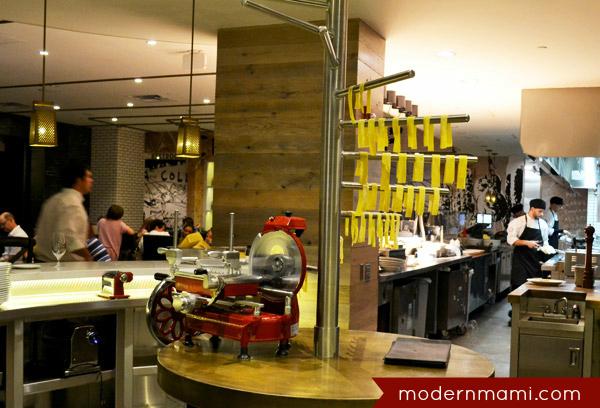7 family friendly restaurants entertainment options at for Vivo italian kitchen