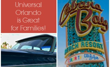 11 Reasons Cabana Bay Beach Resort at Universal Orlando is Great for Families!