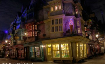 8 Things to Love About The Wizarding World of Harry Potter – Diagon Alley