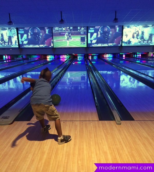 Summer Bowling for Kids