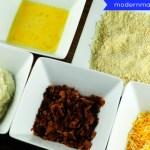 Use Leftover Thanksgiving Mashed Potatoes! Puerto Rican Style Bacon & Cheese Mini Stuffed Potato Balls (Rellenos de Papa con Tocineta y Queso) {Recipe}