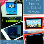Affordable Tablets for Kids of All Ages: nabi DreamTab & Trio AXS 4G {Review}