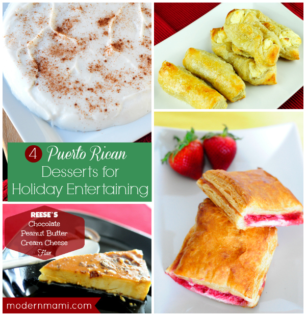 Easy holiday entertaining dessert idea puerto rican quesitos recipe puerto rican desserts for holiday entertaining forumfinder Gallery