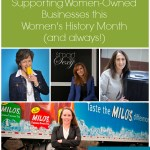 Empowering Women By Supporting Women-Owned Businesses