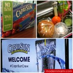 We're Joining the #CapriSunCrew to Push Play this Summer!