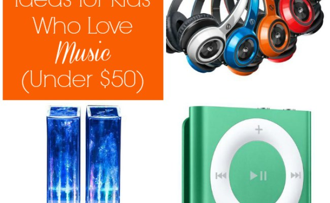 3 Affordable Electronic Gift Ideas For Kids Who Love Music