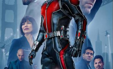 Quirky Ant-Man Breaks Superhero Traditions