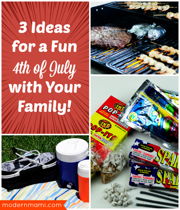 3 Ideas For A Fun And Safe Fourth Of July With Your Family