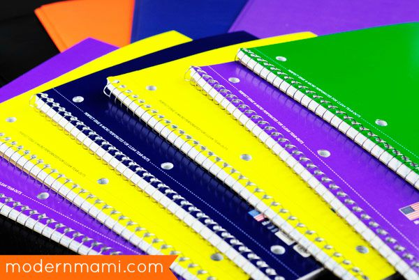 Back to School Supplies: Great Prices at Walmart