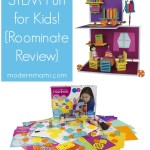 Fun with STEM: Roominate Toy Review {Video}