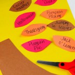 Simple & Fun: 5 Things I Love About Fall Handprint Tree! {Kids Craft}