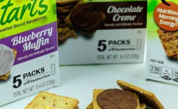 Convenient, Easy Snack Solution for Back to School: Lance Quick Starts {Giveaway}