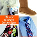 DIY Halloween Costumes for Kids: Zombie Ghost & Mummy Costume Ideas