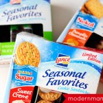 Lance Seasonal Cookie Sandwiches Add a Spark of Holiday Fun to Your Snacks! {Giveaway}