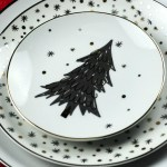 Festive Holiday Place Setting for a Special Christmas (Eve) Touch