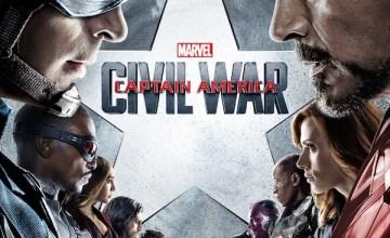 Choose a Side in Captain America:  Civil War