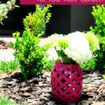 Easy DIY Summer Planter for Your Kids' Garden