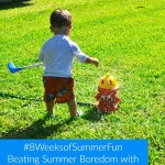 Beating Summer Boredom: Introducing Our #8WeeksofSummerFun!