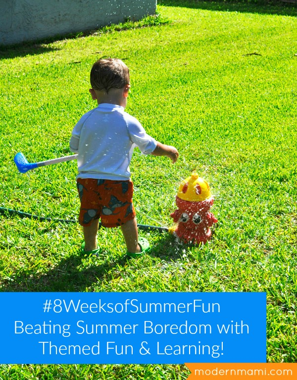 8 Weeks of Summer Fun for Kids