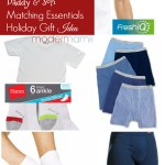 Holiday Gift for Him Idea: Cozy & Comfy in Hanes with FreshIQ! {Giveaway}