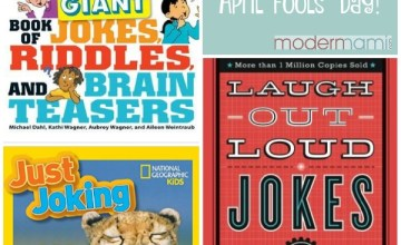April Fools' Day with Kids: Kid-Friendly Joke Books to Get them Laughing!