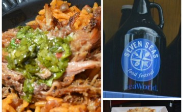 Latin Delights at SeaWorld's Seven Seas Food Festival